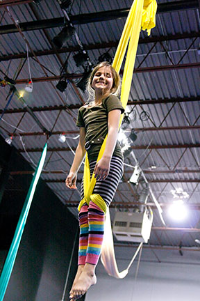 Zacada Circus Classes for Kids